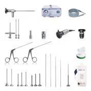 Kit artroscópico básico (pequeños animales)