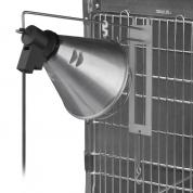 Lámpara infrarroja térmica para jaulas