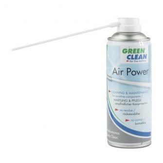 Spray antipolvo con aire comprimido