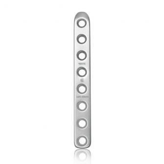 Placa de bloqueo con orificios, medida  2,7 mm