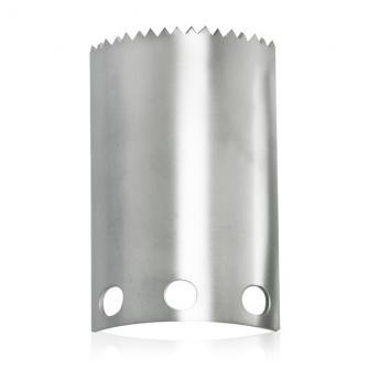 Hojas semilunares de sierra para osteotomía de nivelación de la meseta tibial (TPLO)