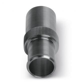 Conectores metálicos para tubos endotraqueales