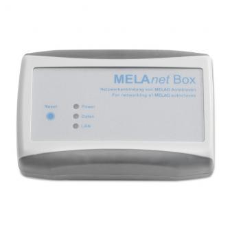 Caja de conexión net MELAnet para autoclave MELAG