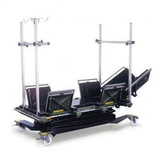 Mesa quirúrgica para equinos Haico Telgte II