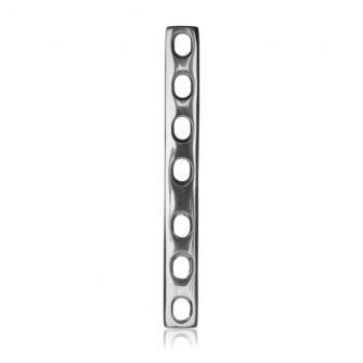 Placas de autocompresión con orificios para huesos, medidas 3,5 a 4,5 mm