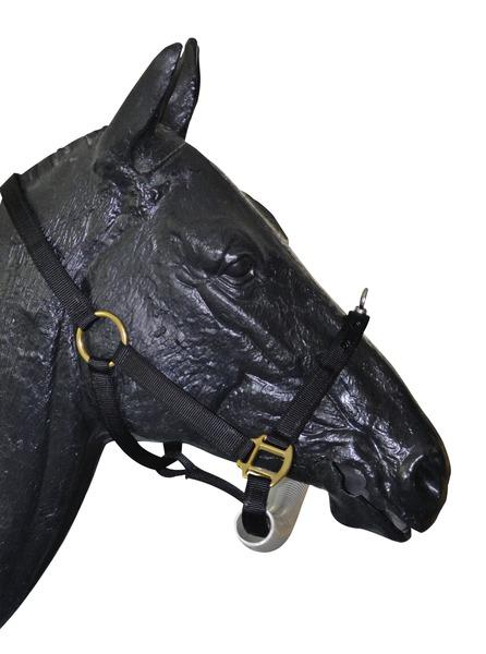 Suspensor craneal para equinos