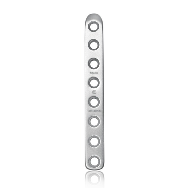 Placas de bloqueo con orificios, medida 3,5 mm