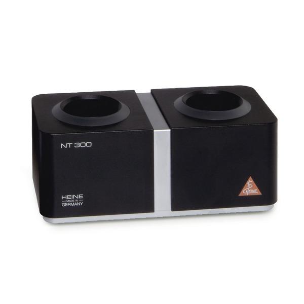Cargador de mesa HEINE® NT 300 para otoscopios y oftalmoscopios