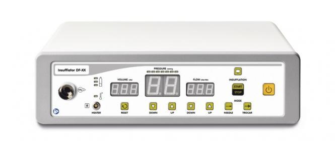 Insuflador de dióxido de carbono para laparoscopia