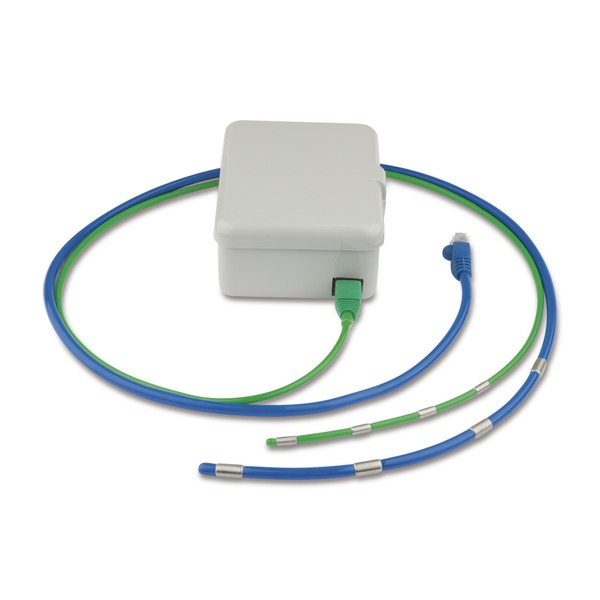 Cardio Companion con el kit de sonda esofágica ECG