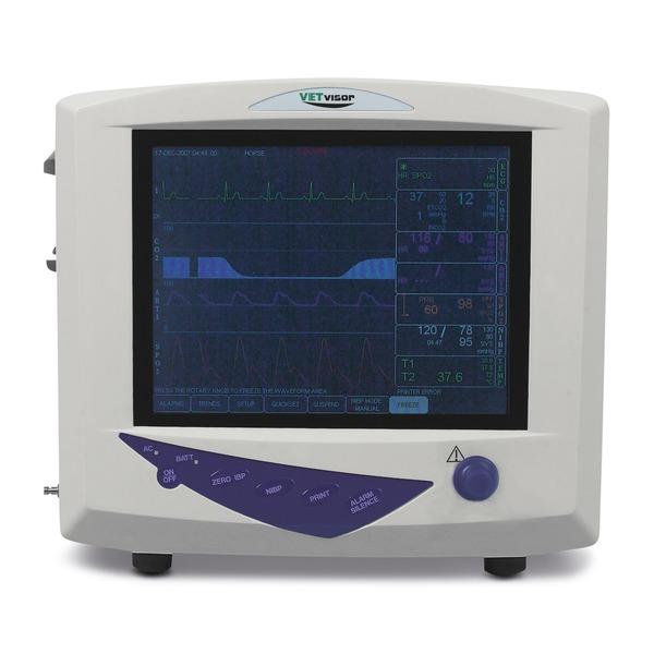Monitor multiparamétrico VETVISOR