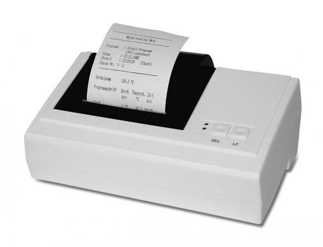 Impresora para la autoclave Melaprint 42