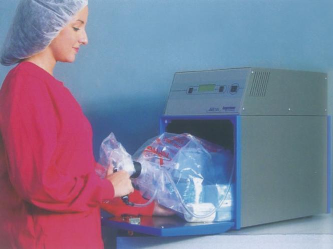 Esterilizador Anprolene para óxido de etileno