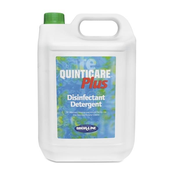 Detergente desinfectante Plus QUINTICARE™
