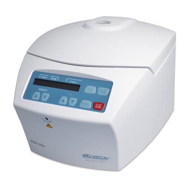 Centrífuga de laboratorio Hettich EBA 200